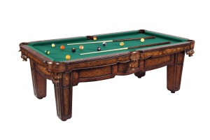 Pool Billiard Wellington, 8ft