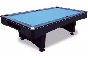 Pool Pool Table Black Pool, 8ft