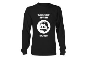 Longsleeve Unisex: Always be yourself. Size XS-5XL, different colors