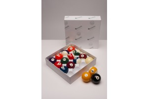 Aramith Standard Pool Billiard Balls, 57.2 mm