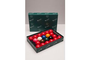 Aramith Premier Snooker Balls, 52 mm