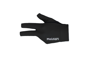 Billiard Glove Molinari black (left hand)