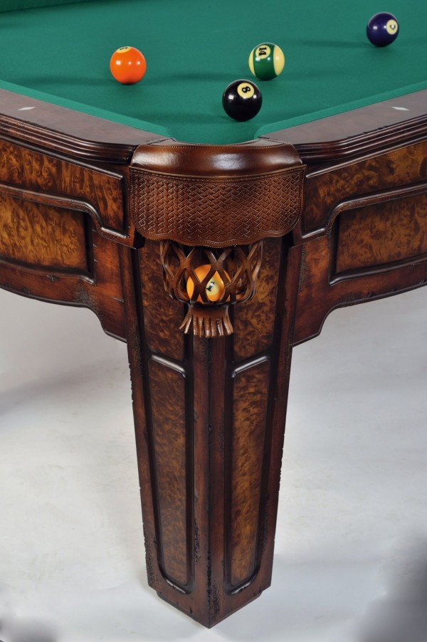 Photo Pool Billiard Wellington, 7ft BI020TIS011.01-01